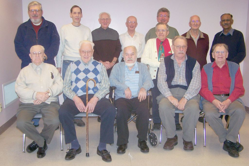 Satellites Group 2007