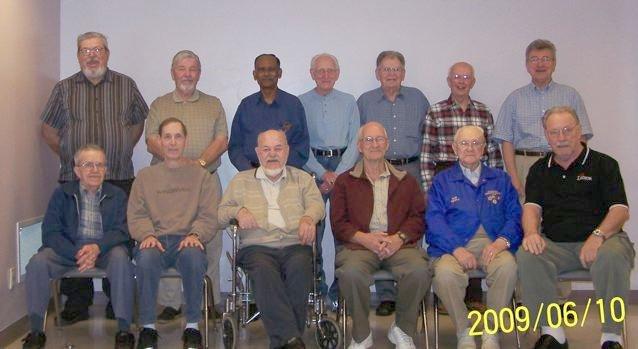 Satellites Group 2009