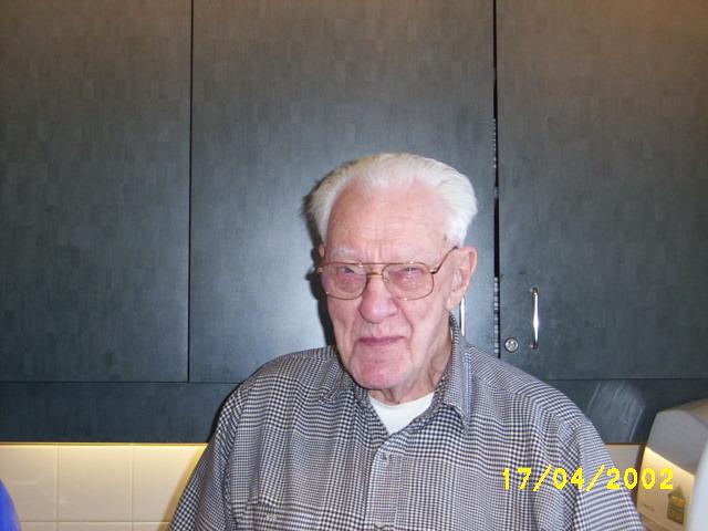 Bill Cate, VE3HR (SK)