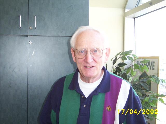 John Chapman, VE3LM