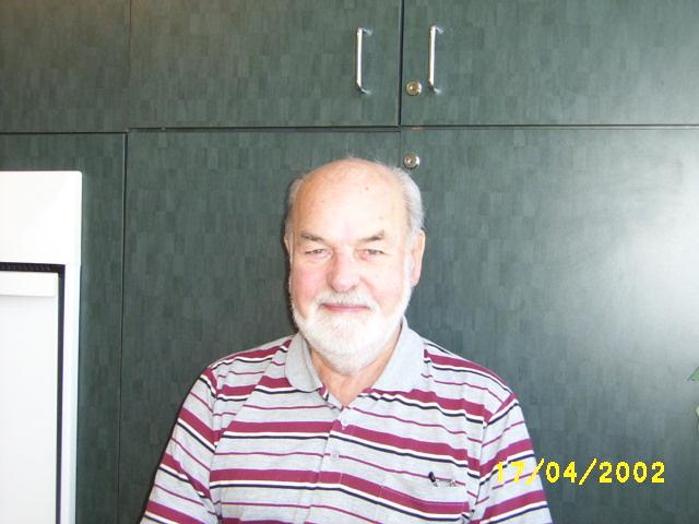 Norm Wardle, VE3JNE (SK)