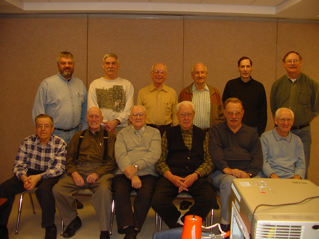Satellites Group 2004