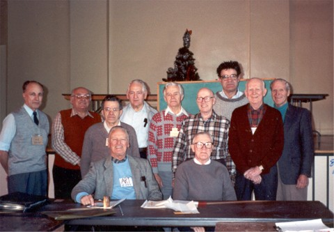 Satellites Group 1989